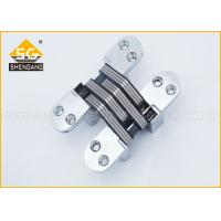Buy Heavy Duty Concealed Hinges , Internal Door Hinges 180 Degree Door  Gemel At Wholesale Prices