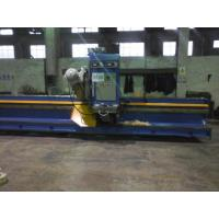 Quality Down Degree Steel Plate Groove Milling Machine for Getting Welding Seam Surface with Taiwan Imported Milling Head for sale