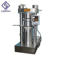 Quality 380V Alloy Steel Oil Manufacturing Machine , Coconut Oil Processing Machine for sale