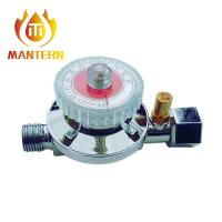 Quality Natural Gas / LPG Gas Timer Valve 270° Rotation Angle With Viration Protection for sale