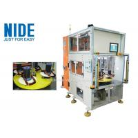 Quality Double heads four working station vertical type stator auto coil winding machine for sale