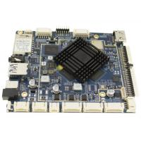 Quality Dual Screen Embedded Computer Boards , Digital Signage Android OS Embedded CPU Boards for sale