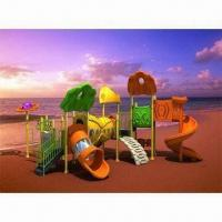 Quality Sailing Boat Series Outdoor Playground Equipment, Suitable for Residential Area for sale