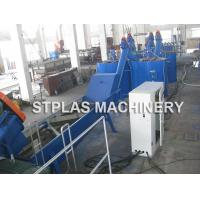 Quality High Speed Plastic Washing Recycling Machine Bottle To Bottle Grade 500kg/H for sale