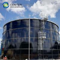 Quality Bolted Glass Fused Steel Storage Tanks For Industrial Liquid Storage for sale