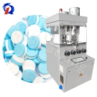 China Zp27D Large Diameter Tablet Press Machine / Industrial Bath Salt Tablet Press Machine on sale