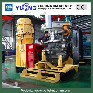 Quality 0.6-1t/h Organic fertilizer production line for sale