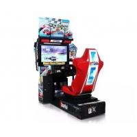 Quality Coin Operated Driving Car Racing Motion Game Machine Simulator Amusement Arcade Car Racing Game Machine for sale