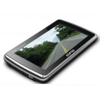 Quality Bluetooth Portable Gps Car Navigator with 5 Inch TFT Touch Screen,Built-in 64MB SDRAM for sale