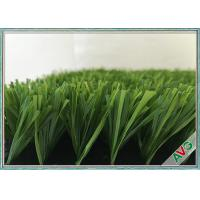 Quality Abrasion Resistant Soccer Artificial Grass Fake Grass Lawns For School Playground for sale