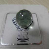 Quality 6mm 8mm Transparent glass beads for wine bottle caps and  bearings for sale