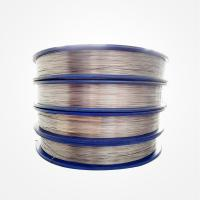 Quality Diameter 0.1mm-0.5mm Tungsten Rhenium Alloy Wire , High Temperature Resistant Metal , Thermocouple Wire for sale