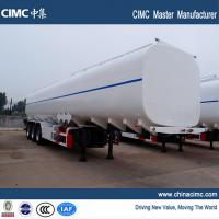 Quality 3 axles 60000 liters fuel tanker semitrailer for sale