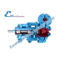 Quality Metal Lined Horizontal Mining Centrifugal Slurry Pump in Metal Mine for sale