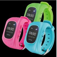 Quality New Arrival Children GPS Watch Tracker On Hot Selling for sale