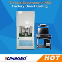 China 0N.m - 5N.m 220V No Rotor Rheometer Rubber Testing Machine For Rubber Abrasion Test with One Year Warranty on sale