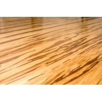 Quality Carved Wood Grainy Solid Bamboo Flooring for sale