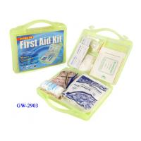 Quality Multifunctional Plastic First aid kit box for medicine , first aid equipment for sale