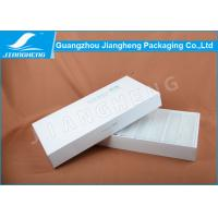 Quality Lightweight Essential Oil Packaging Boxes Coated Paper With Partitions for sale