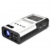 Quality remote control led pico projector for Home Theater for sale
