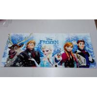 China Custom digital printed also photo printed beach towel manufacturer best in China on sale