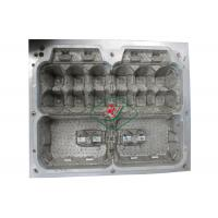 Quality Aluminum 12 Seats Pulp Mold / Molded Pulp Egg Cartons With CNC Process for sale
