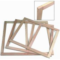 Quality Different Thickness Pine Wooden Stretcher Bars 2 Pcs Shrink Wrapped for sale