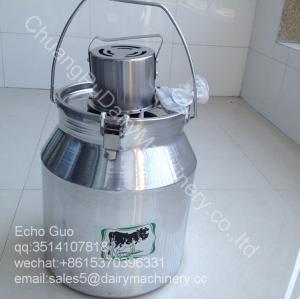Quality 7L Demestic Aluminum Alloy Barrel Milk Mixer Machine For Milk Powder Yogurt Flour / Juce for sale