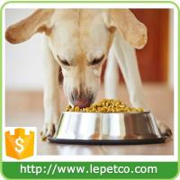 Quality With Rubber Base Non-Skid Stainless Steel Dog Bowls dog feeder for sale