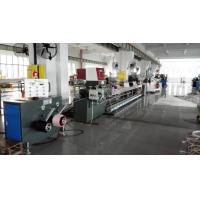 Quality Pp Strap Manufacturing Machine , Pet Strap Extrusion Line Single Screw for sale