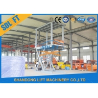 Quality 3t 3m Hydraulic Double Deck Car Lift for Home Garage Basement Car Parking Lift for sale