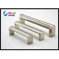 Buy Stainless Kitchen Cabinet Handles And Knobs 192mm T Bar Modern Decoration Long Door Pulls at wholesale prices