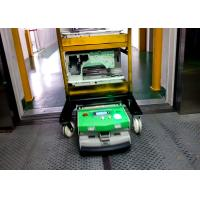 Quality Differential Driving Mode Bi Directional Tunnel AGV Robot For Rack Handling for sale