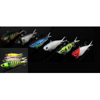 Quality 95mm Soft VIBE Lure Made of TPR Fishing Bait/manufacture made lures for sale