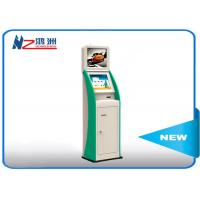 China Multi function self service kiosk with currency exchange bill payment on sale
