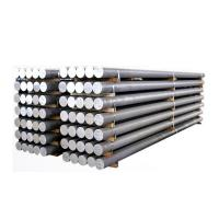 China 6063 6061 5005 5052 7075 Aluminum Round Bar , Solid Aluminum Bar 2m / 3m on sale