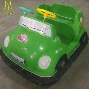 China Hansel amusement parl plastic bumper car remote control toy car on sale
