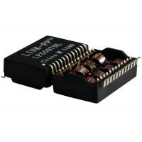 Buy cheap PT61020L Magnetic Lan 10/100/1000 BASE-T Ethernet Isolation Transformer from wholesalers
