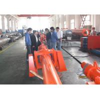 Quality Horizontal Miter Gate Engine Hoist Hydraulic Cylinder QRWY For Industrial for sale