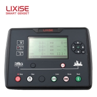 Quality Fault early warning Remote Start And Stop Generator Controller for sale