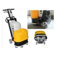 China 6 Pieces Multifunction Stone Floor Polisher Concrete Floor Grinding Machine on sale