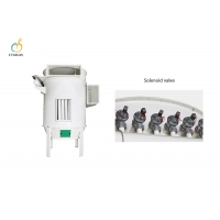 Quality Airlock Power 1.5*2kw Pneumatic Dust Collector Filter Bag 45570CBM/H for sale