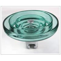 Quality Anti-Fog Glass Insulator IEC 383 Standard Approved for sale