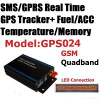 Quality Fuel Rfid Temperature Sensor Gps Tracker | Led Car Gps Tracking System for sale