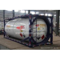 Quality Trichlorosilane tank container for sale