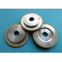 China Vitrified Bond Diamond Abrasive Grinding Wheel , High Grinding Efficiency Vitrified CBN Grinding Wheel on sale
