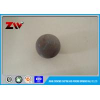 Buy cheap High manganese forged steel balls for SAG / AG ball mill crusher grinding from wholesalers