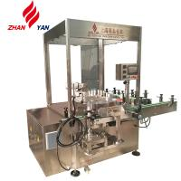 Quality 4.5KW Industrial Labeling Machine , Hot Melt Glue Applicator Machine Multi Function for sale