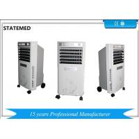 China Movable Type Ozone / UV Cycle Air Disinfection Machine For Home / Clinic on sale