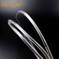 Quality Eco-friendly bold clear TPU plastic elastic cord for bra strap for sale